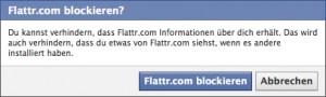 anwendung blockieren bei facebook: der letzte schritt