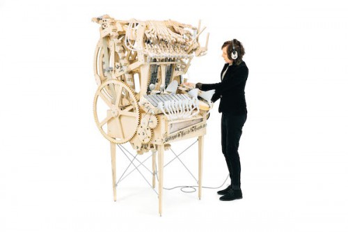 wintergatan – marble machine (video)