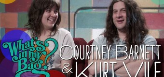 What's In My Bag mit Courtney Barnett und Kurt Vile