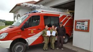 Feuerwehrdamen Schreibersdorf