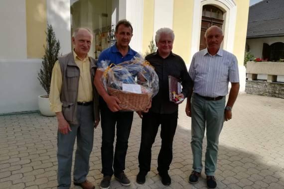 60 Geburtstag Martin Schlor