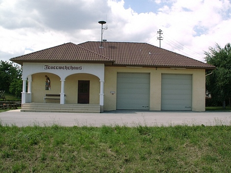 Schreibersdorf Feuerwehrhaus