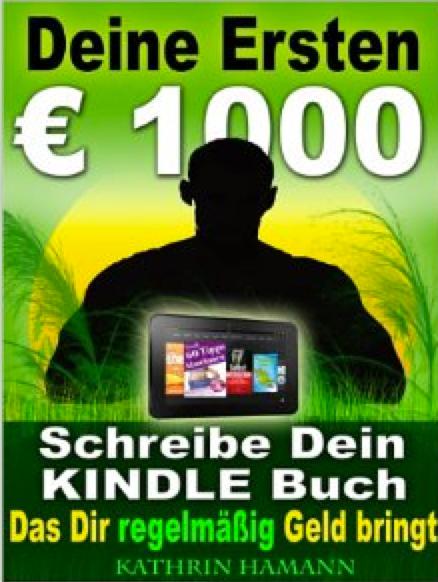 Book Cover: Deine ersten 1000 Euro