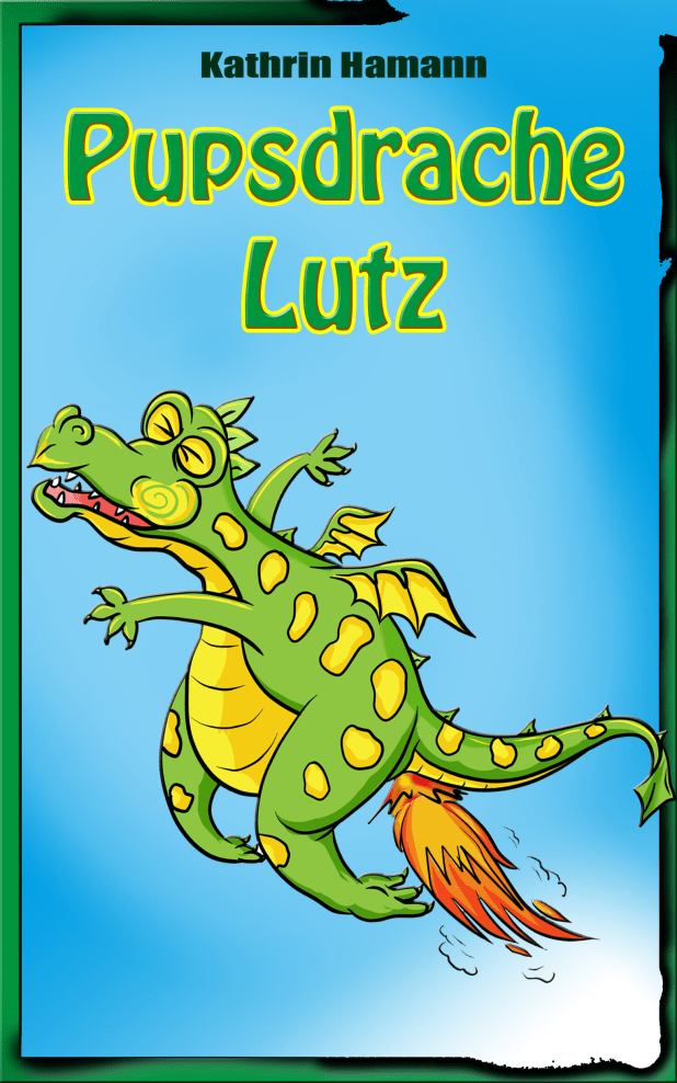 Book Cover: Der Pupsdrache Lutz