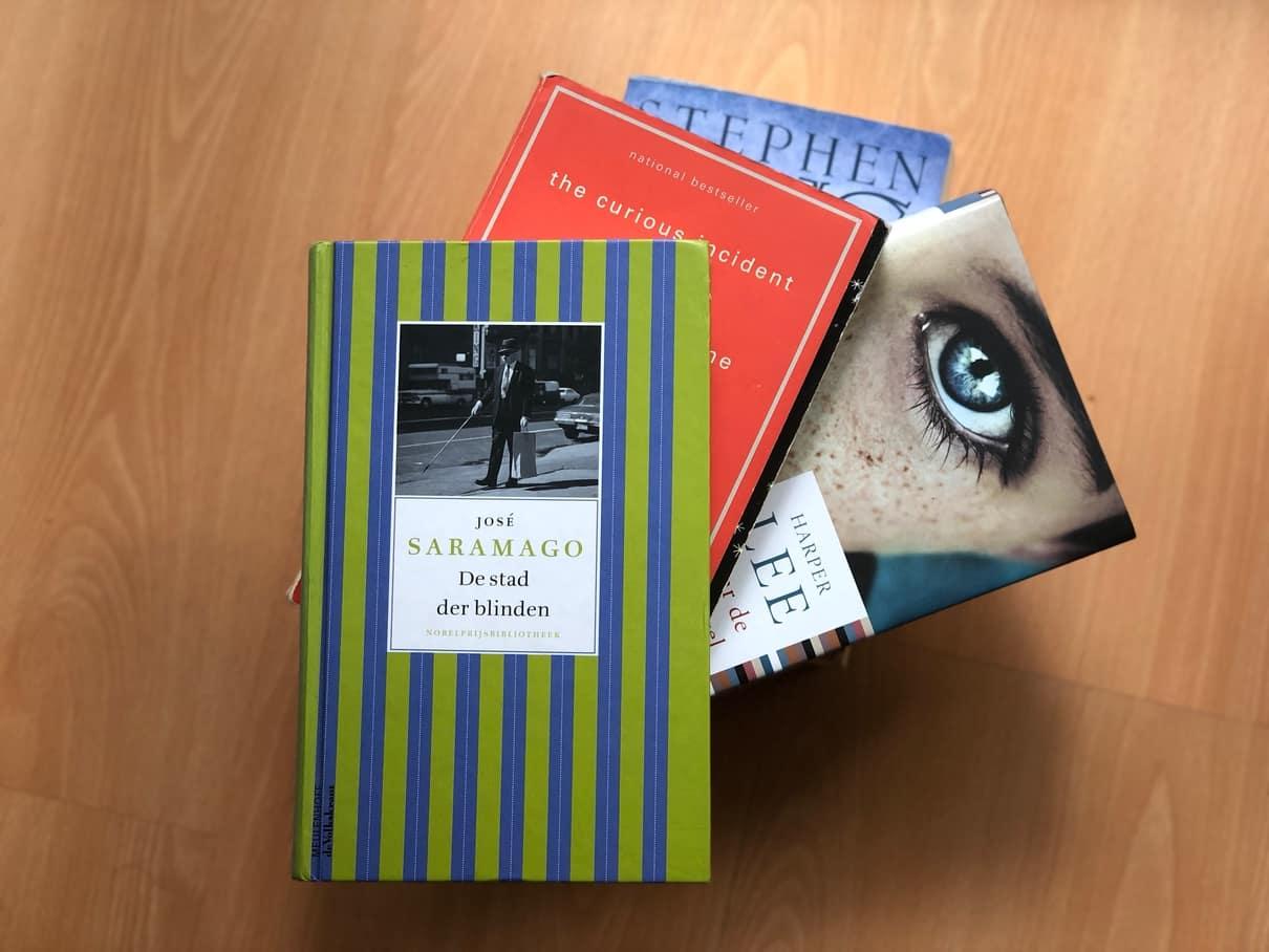 boeken van nu