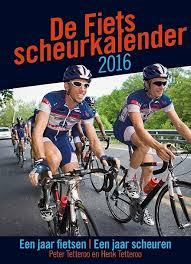 Fiets Scheurkalender 2016
