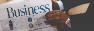 Reading business news to look at specialist jobs