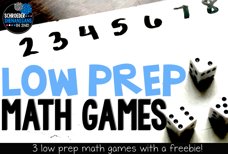 Math Games!