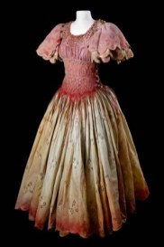Katherine Dunham dress worn in her 1952 performance in Acaraje.