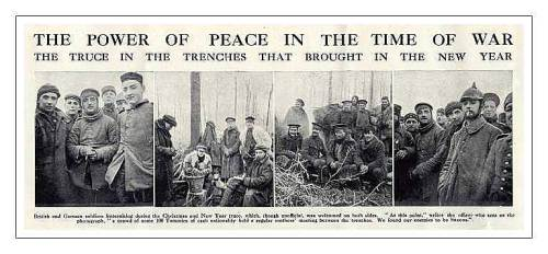 Power of Peace in the Time of War