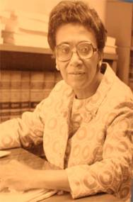 Marie Frankie Muse Freeman Photo from Missouri History Museum exhibit, #1 in Civil Rights