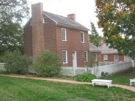 Sappington-Concord Historical Society sponsors the archaeological dig for high school students at Sappington House