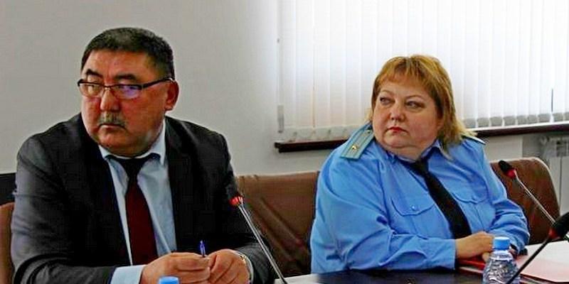 На поборы на посту Щучинска пожаловались карагандинские дальнобойщики