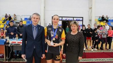 В Щучинске завершилась серия плей-офф чемпионата Казахстана по баскетболу среди женских команд