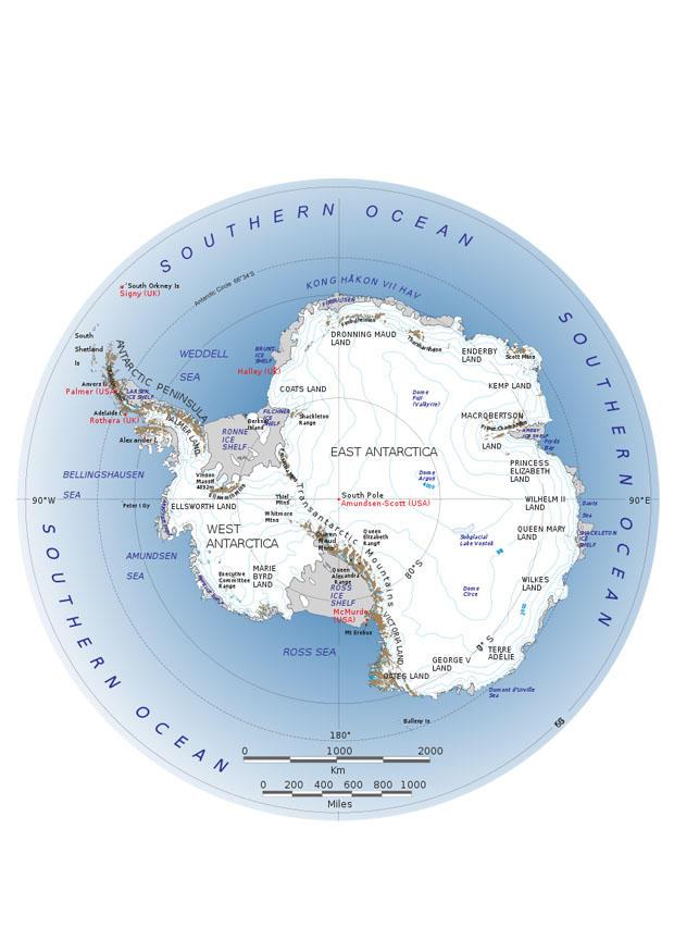 Bild Antarktis Kostenlose Bilder Zum Ausdrucken