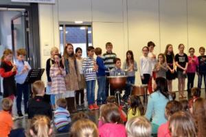 Schulkonzert (c) Föderverein der Grundschule Am Kastanienhain