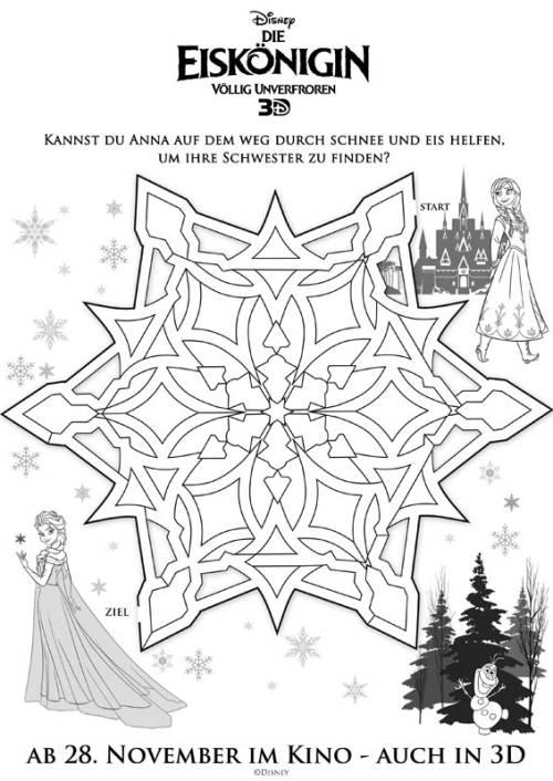 Die Eisknigin Anna Und Elsa