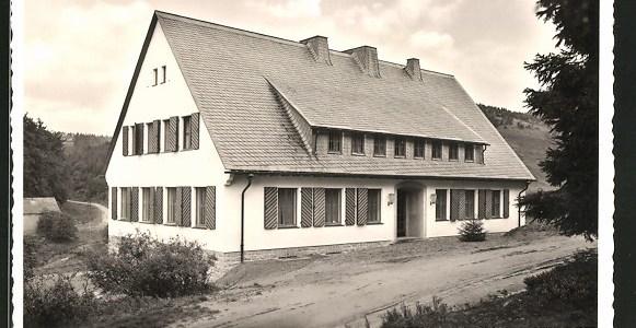 Schullandheim vor 64 Jahren eröffnet