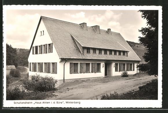 Schullandheim Winterberg vor 64 Jahren?