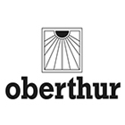 portfolio à caen, communication visuelle du logo Oberthur
