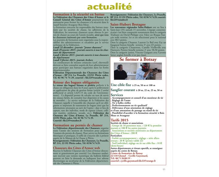 portfolio à Caen et Vire, actualité