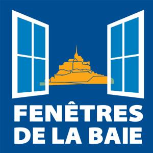 création de logo à caen, logo Fenêtres de la Baie