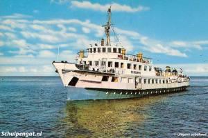 De Dageraad – Veerboot naar Texel