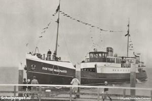 Dokter Wagemaker (1934) – Als dieselschip