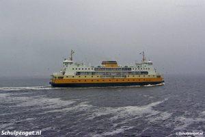 Regenachtige passage in 2004