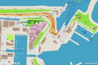 Kaart: Open Sea Maps