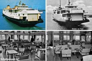 PSD-veerboot Margriet & TESO-veerboot Marsdiep (1)