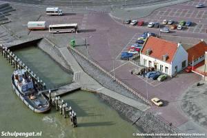 Peperhuisje TESO-steiger Den Helder