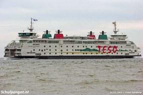 Het casco van de Dokter Wagemaker kwam in februari 2005 vanuit Roemenië aan in Vlissingen. Bij de Koninklijke Schelde Groep is de veerboot afgebouwd. De eerste proefvaarten maakt de Dokter Wagemaker op de Westerschelde. In de masten hangen de vlaggen van Damen, De Schelde en TESO.