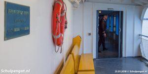 Werfplaat veerboot Schulpengat