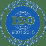 ISO 9001 2015 Kopi 1 Medisinske instrumenter til engangsbruk