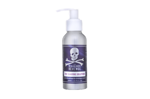 The Bluebeards Revenge shaving solution