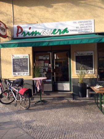 Salumeria Primavera: Italienische Feinkost in Friedenau