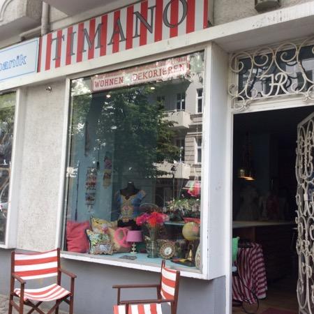 Timano und Herr Panzer: Reparaturen & Wohnaccessoires in Charlottenburg