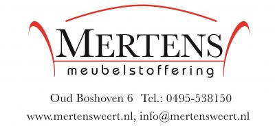 Mertens meubelstoffering logo