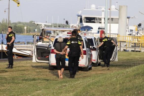 Afbeeldingsresultaat voor schipper volharding gearresteerd
