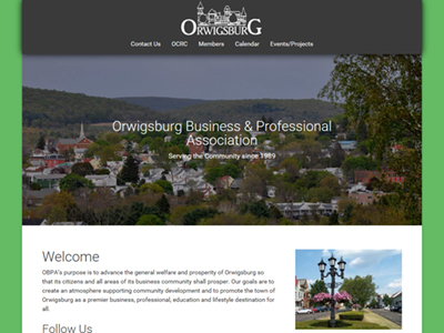 Orwigsburg Business & Professional Association