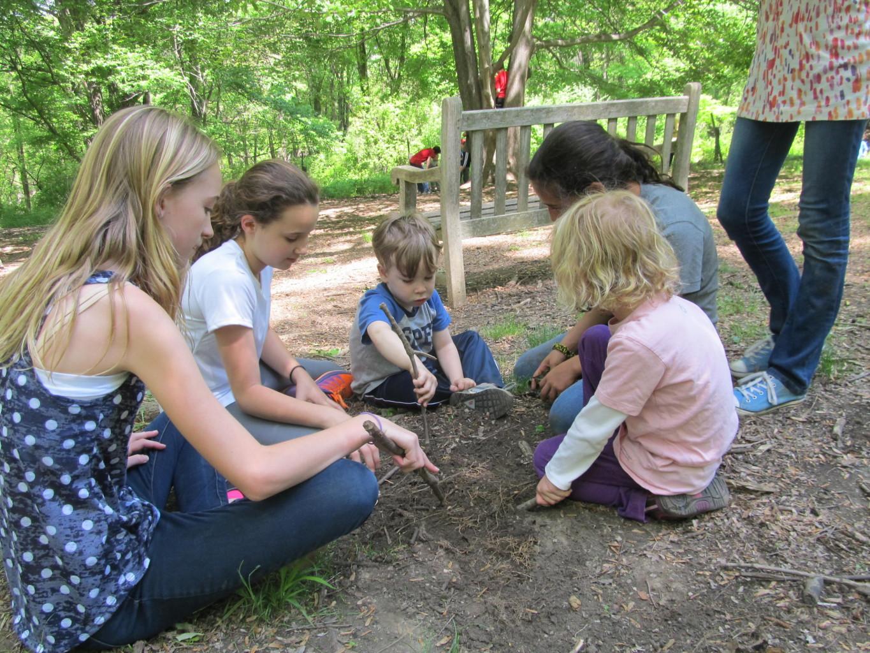 Kindness Week At Nature Preschool 3