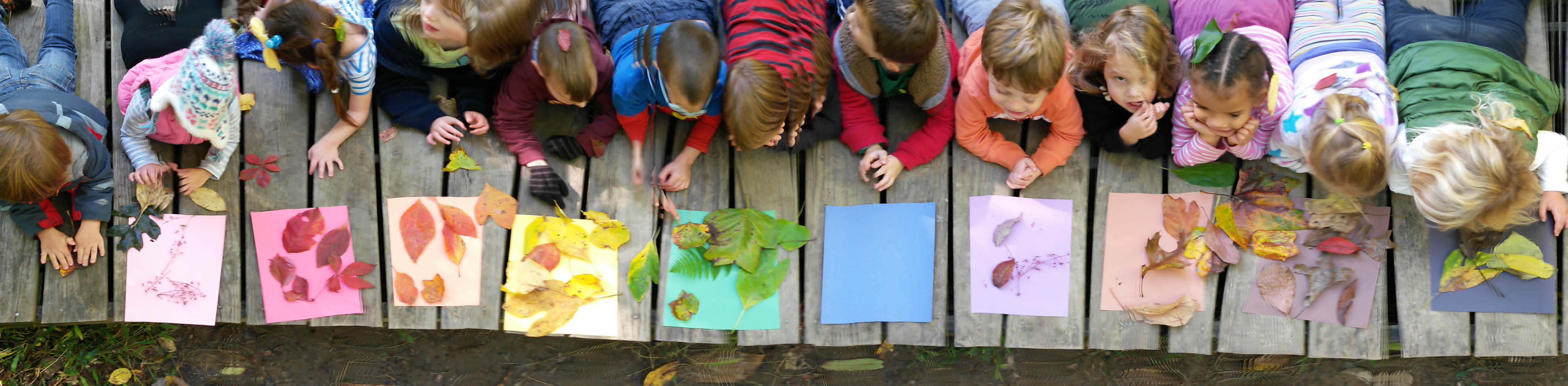 Children Need Nature Getting Ready For Kindergarten