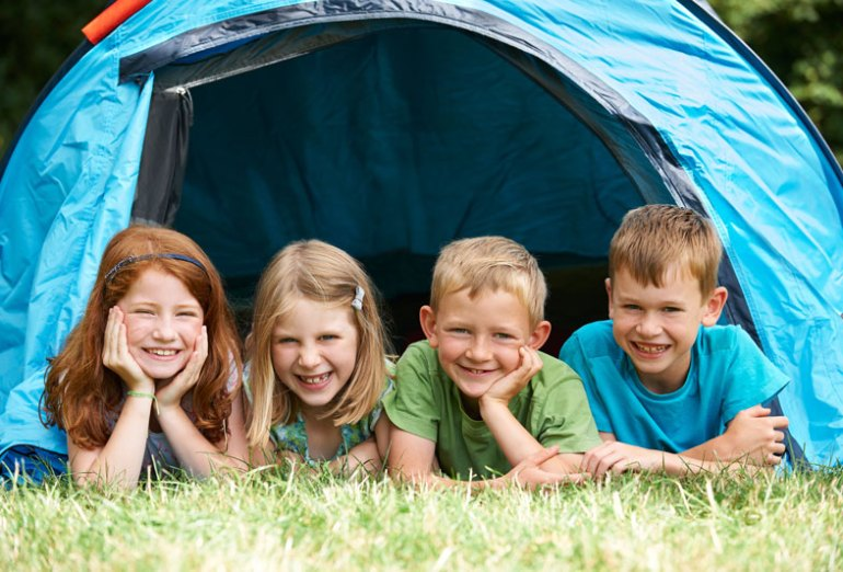 Tips to Brush Up on Your Camping Safety