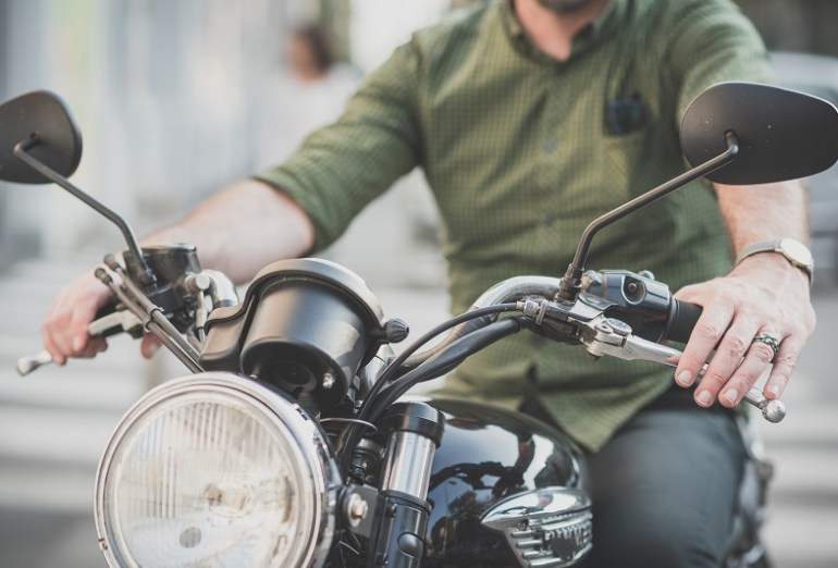 motorcycle maintenance tasks in summer