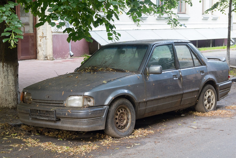 Auto insurance for old cars