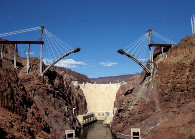 Arches Complete on the Hoover Dam Bypass Project