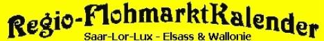 REGIO-FlohmarktKalender