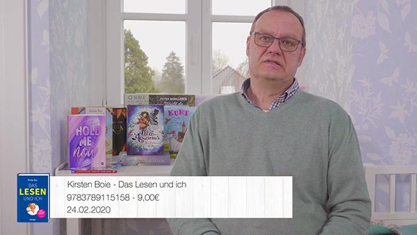 Harald Jösten auf YouTube
