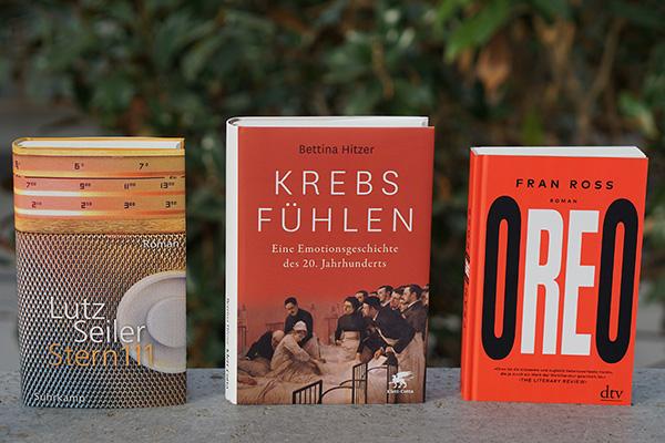 Preisträger für den Preis der Leipziger Buchmesse stehen fest!